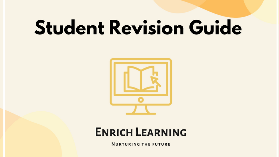 Student Revision Guide
