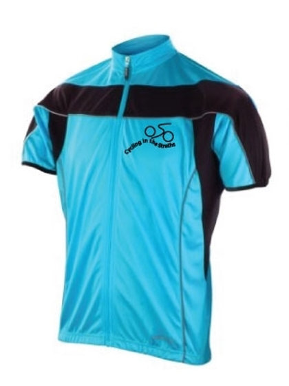 Cycling in the Straths Cycle Jersey
