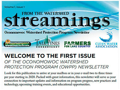 OWPP Introduces the Streamings Newsletter