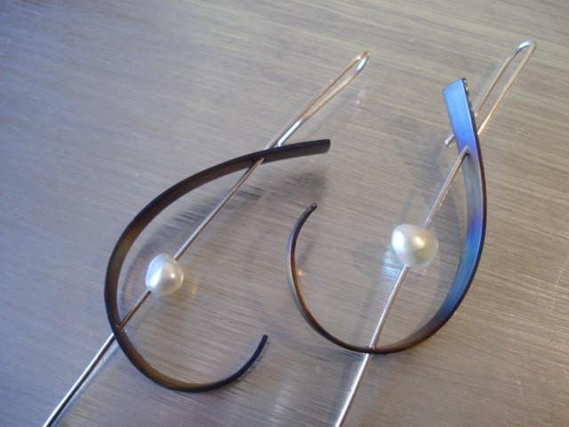 Clave de Perola Titanio