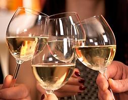 wine glasses clinking winexpert