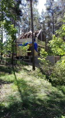Stolarka (etap 3)