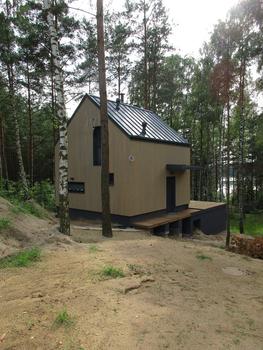 Elewacja i dach (etap 3)