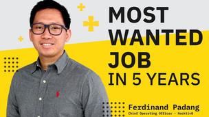 The Most Wanted Job in The Next 5 Years