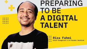 Preparing to be a Digital Talent
