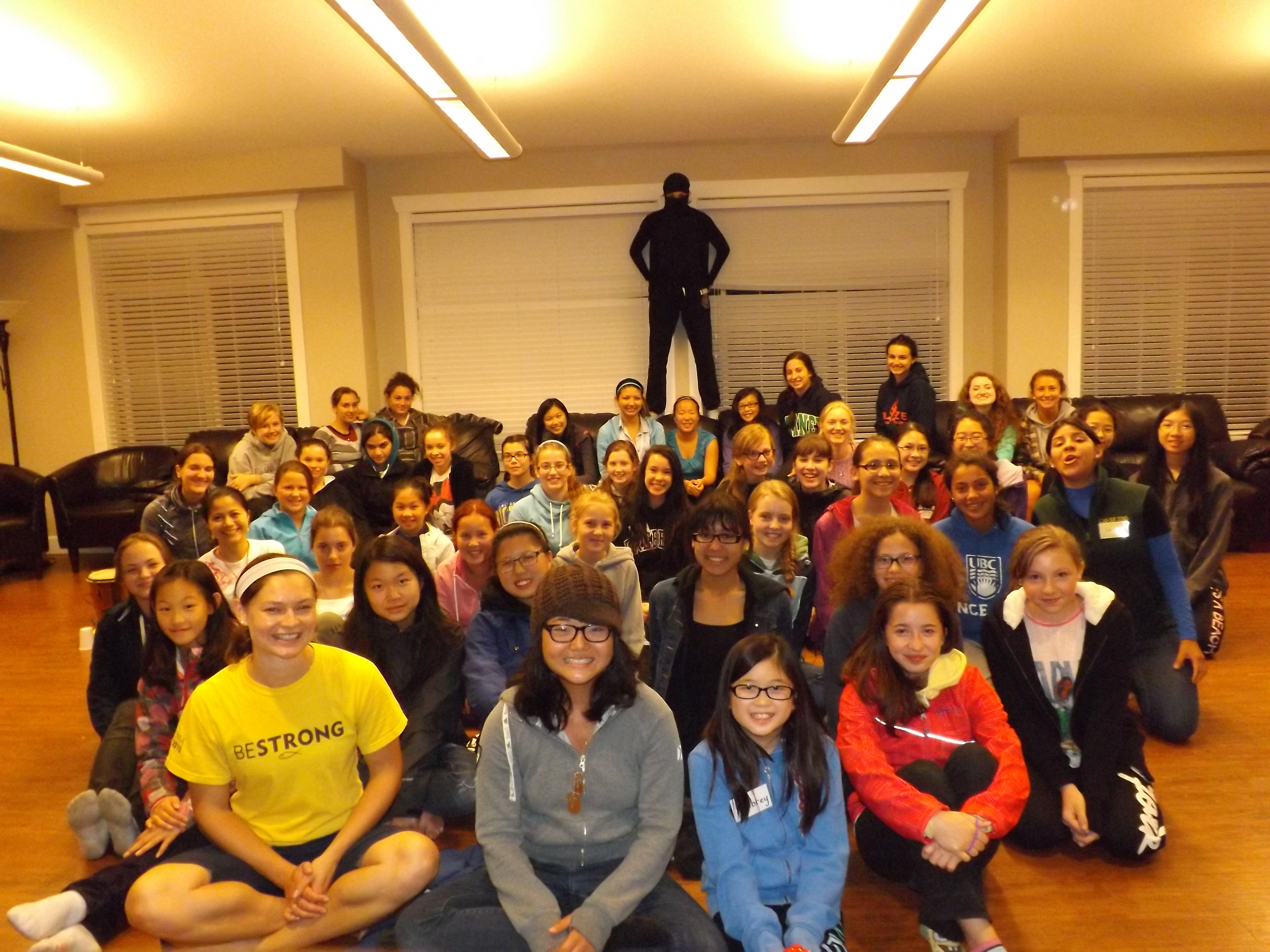 Crestwell Leadership Camp