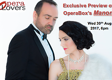 An Exclusive Preview of OperaBox's Manon
