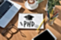PhD Doctor of Philosophy Degree Educatio