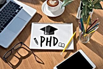 PhD Doctor of Philosophy Degree Educatio