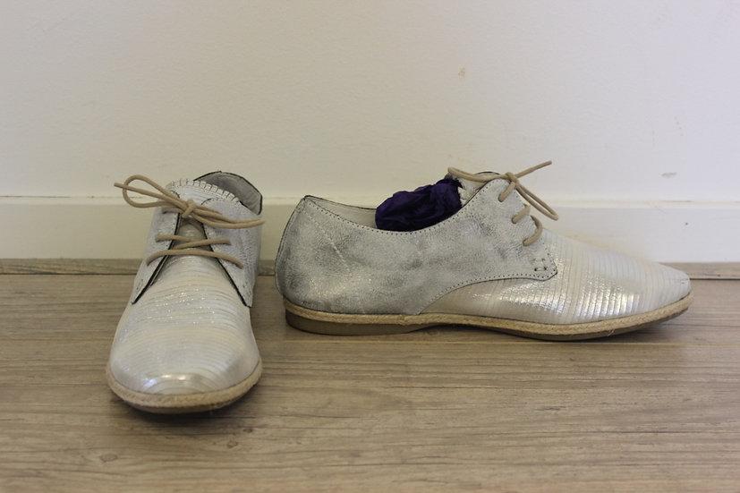 Celini - zilveren schoenen, maat 41