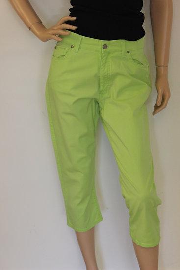 Angels - 3/4 groene broek, maat 40