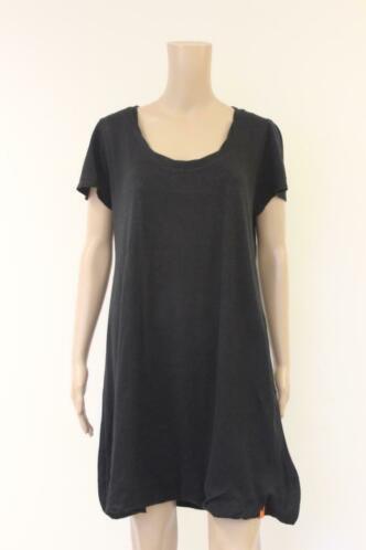 Object zwarte tuniek/jurk maat XL (maat 44/46)