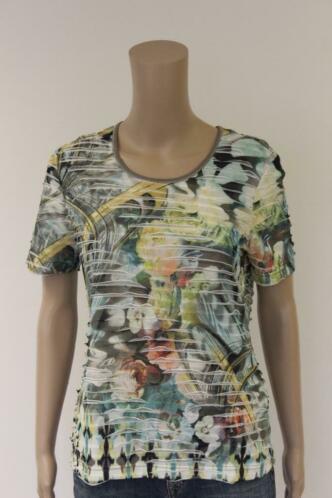 Gerry Weber - bont t-shirt, maat 38