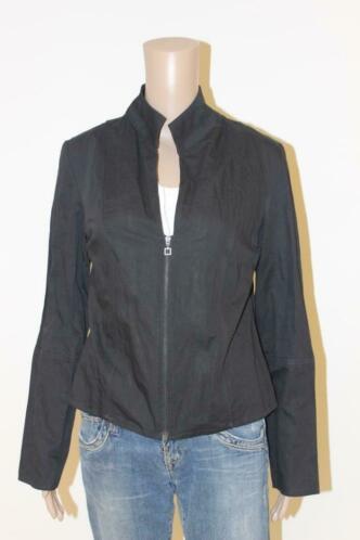 Sarah Pacini zwart jasje maat 1 (maat 36)
