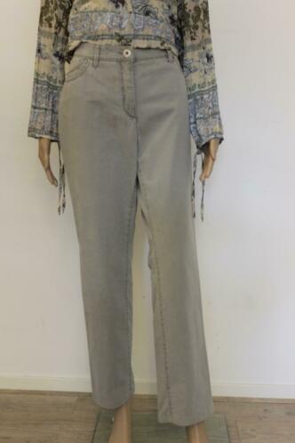 My Pants grijze broek maat 42