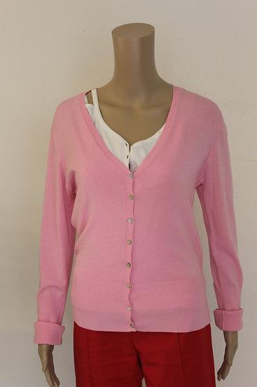 Les Bleus - Roze vestje, maat 38