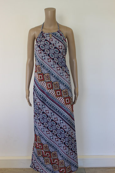 Aguas Blancas - Ibiza style jurk, maat 36/38/40