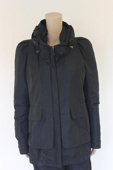 Creenstone - Zwarte winterjas, maat 40