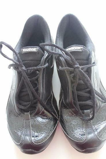Reebok - Zwarte sportschoenen, maat 38