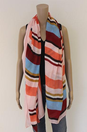 Bonte sjaal