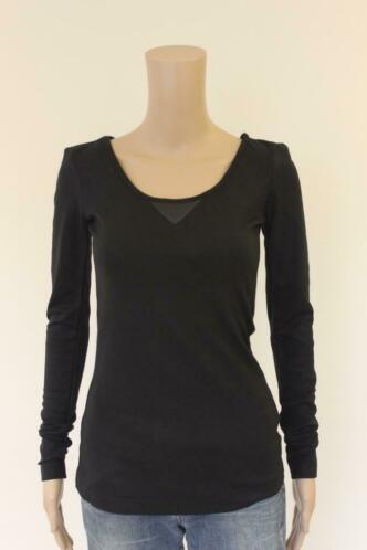 G-star - zwart t-shirt, maat M (maat 38/40)