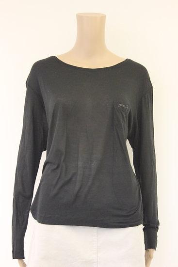 G-star - zwart basis t-shirt, maat L (maat 40/maat 42)