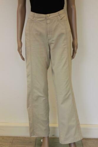 Rosner beige broek 'model Julia' maat 40