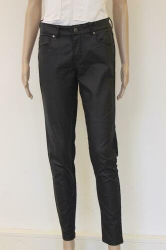 Supertrash Peppy Double Face zwarte jeans