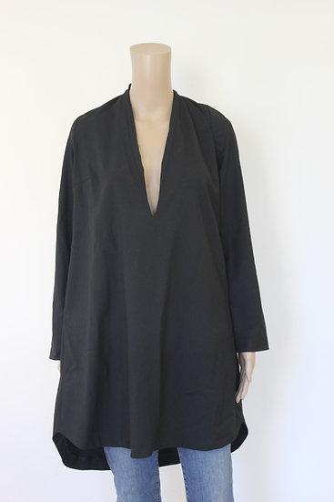 Carin Wester - Zwart tuniek/jurk, maat 40/42