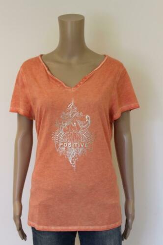 Expresso - zalmoranje t-shirt, maat XL (maat 42/maat 44)