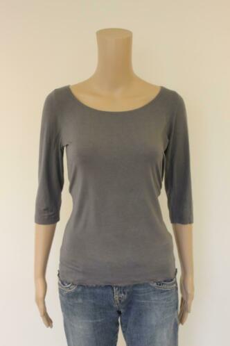 Sarah Pacini - grijs t-shirt, maat 3 (maat 38/40)