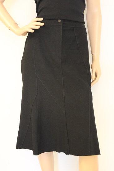 Riani zwarte wollen rok maat 42
