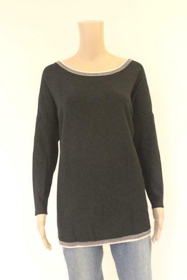 Geisha - Zwarte trui, maat 38/40/42