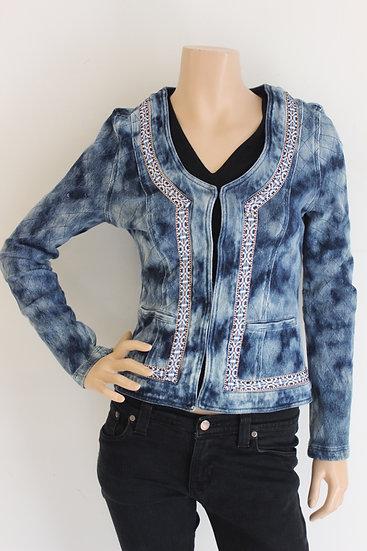 Tramontana - Blauw jeansjasje, maat 38/40