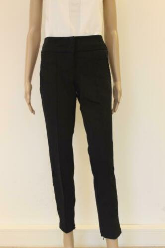 Cambio - zwarte broek model 'Rhapsody', maat 34