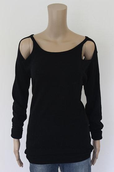 Phard - zwarte trui, maat S (maat 36/maat 38)