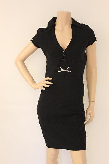 Jane Norman - Zwart jurkje, maat 38