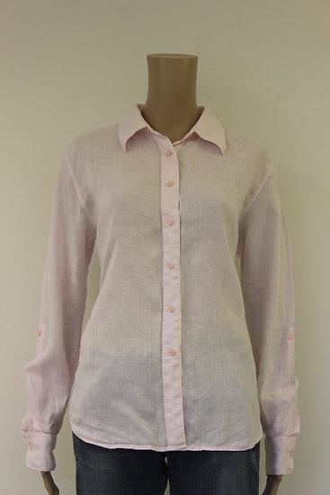 Tommy Hilfiger roze blouse maat 12 (maat 40)