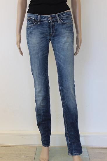 Replay - blauwe jeans 'model Jennpez', maat 28/34