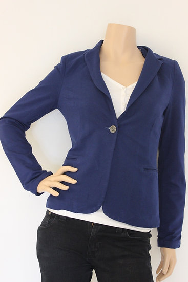 Object blauw jasje maat 36