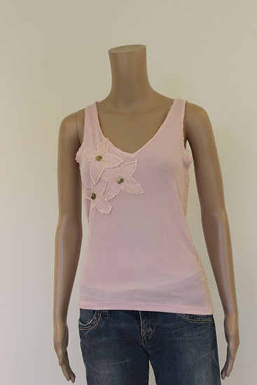 Roze top, maat 36/38