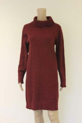 Dubarry - bordeaux jurk, maat 40