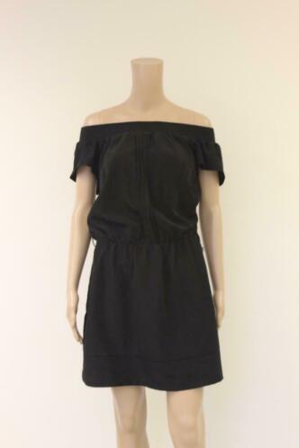 Dept - zwart jurkje, maat L (maat 40/maat 42)