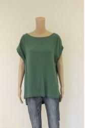 Sissy Boy - groene top, maat M (maat 38/40)