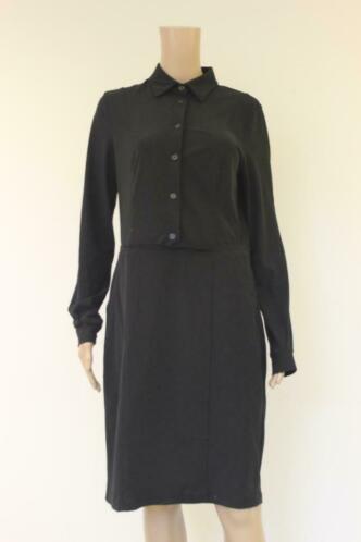 Helena Hart - zwarte jurk, maat M (maat 38/maat 40)