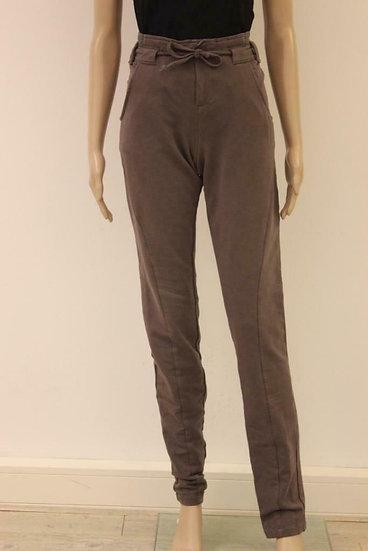 Longlady bruine broek maat 40