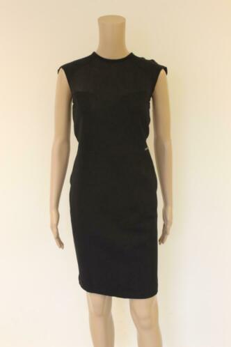 Guess - zwart jurkje, maat L (valt als maat 38)