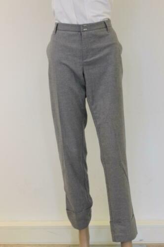Mac grijze broek, model Anouk, maat 40