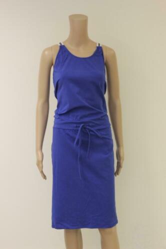 G. Ricceri blauwe jurk maat XL (maat 42)