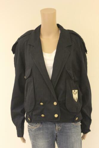 Betty Barclay - donkerblauw jasje, maat 40